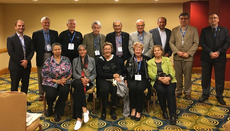 TANPA Başkanı Prof. Dr. Nevzat Tarhan Türk ve ABD'li bilim adamları Atlanta'da buluşturdu.