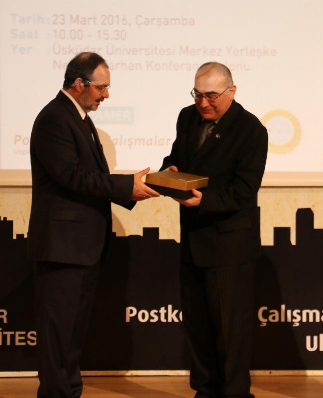 Prof. Dr. Nevzat Tarhan'dan Diyanet'e teşekkür…