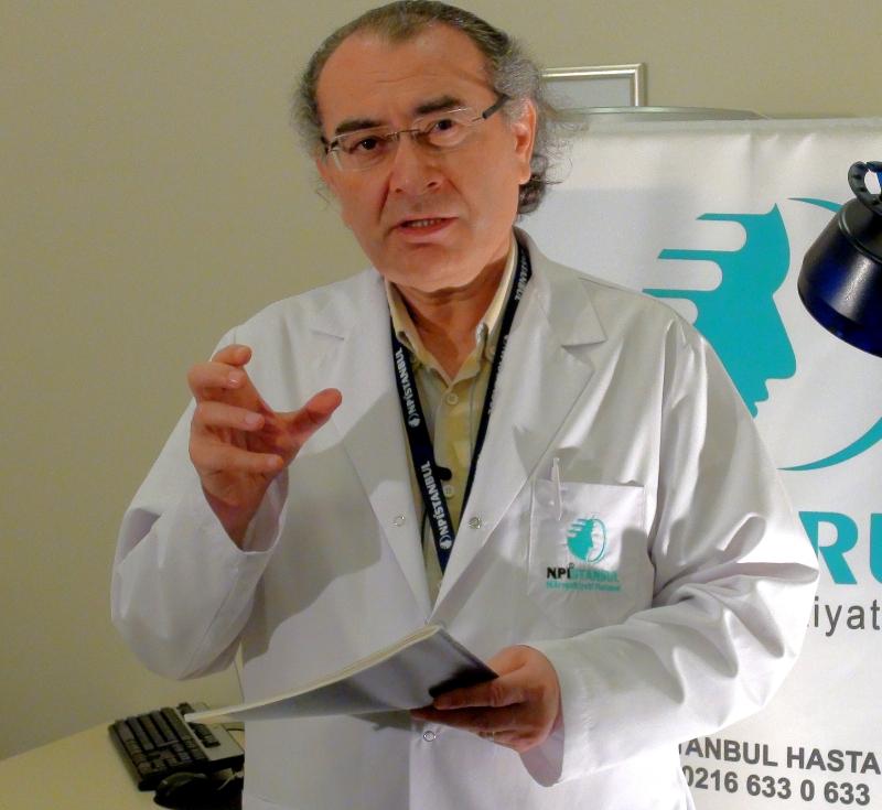 """Psikoloji doktora programı açıldı!  Prof. Dr. Nevzat Tarhan: """"Derinlemesine çalışacak psikologlara ihtiyaç var"""""""