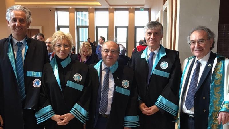 Üsküdar Üniversitesi Akademik yıl açılışı için Külliye'de…