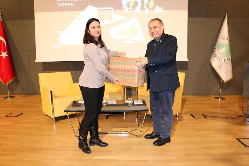Hayal ve bilimkurgu dünyasının yeni yazarları Üsküdar'daydı