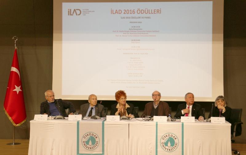 Üsküdar Üniversitesi, İLAD 2016 Ödül Töreni'ne ev sahipliği yaptı
