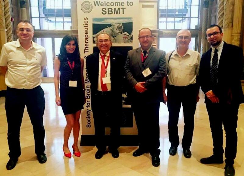 Üsküdar Üniversitesi 14. SBMT Kongresine katıldı.