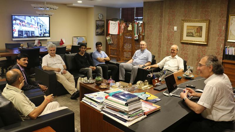 Dünya'dan Üsküdar Üniversitesine büyük ilgi