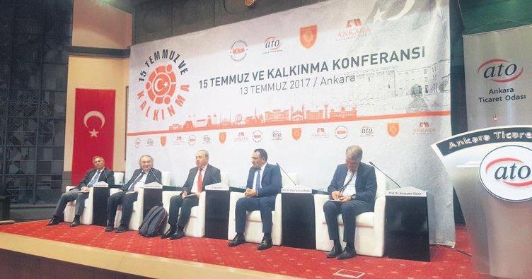 """Tarhan: """"Türkiye'ye karşı yoğun bir dezenformasyon faaliyeti yürütülüyor"""""""