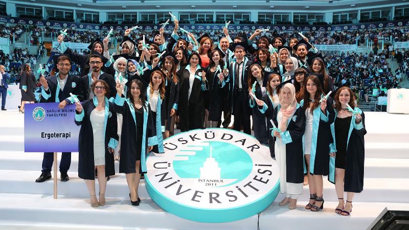 İstanbul'un ilk ergoterapistleri sahaya çıkıyor