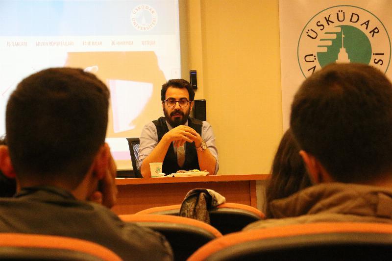"""Prof. Dr. Nevzat Tarhan: """"Sizler akıncılar gibisiniz"""" 2"""
