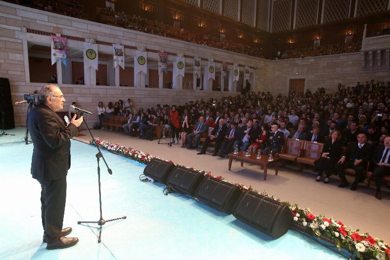 """Prof. Dr. Nevzat Tarhan'a """"Yılın Yazarı"""" Ödülü 3"""