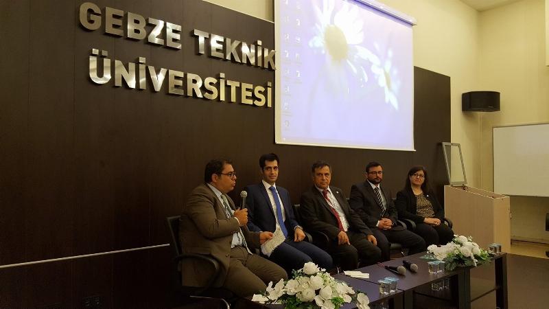 Üsküdar Üniversitesi desteğiyle İş Sağlığı ve Güvenliği İle Endüstride Proses Güvenliği Sempozyumu Yapıldı.