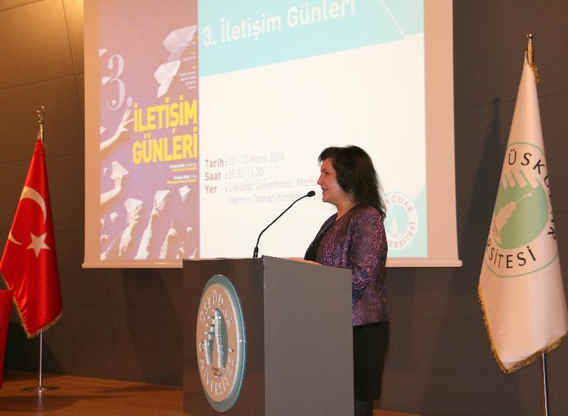 Üsküdar Üniversitesi'nde 3. İletişim Günleri