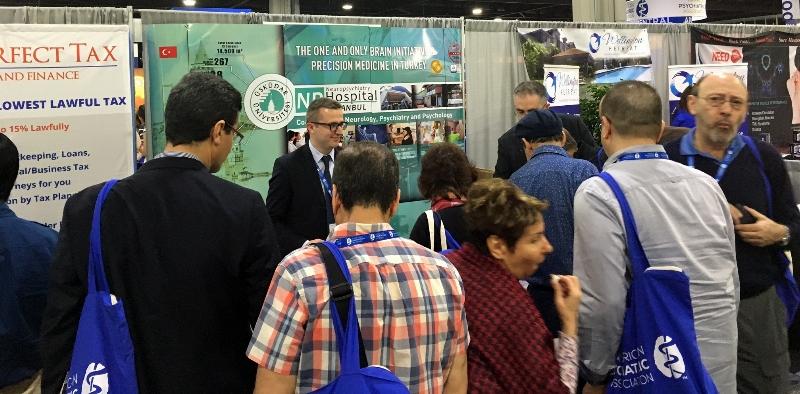 Üsküdar Üniversitesi ve NPİSTANBUL çalışmalarıyla 2016 APA toplantılarında…