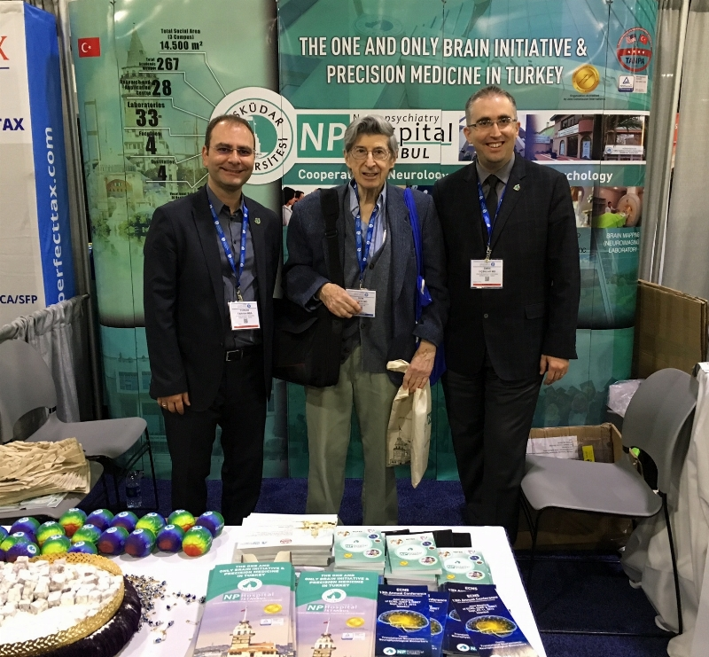 Üsküdar Üniversitesi ve NPİSTANBUL çalışmalarıyla 2016 APA toplantılarında… 2