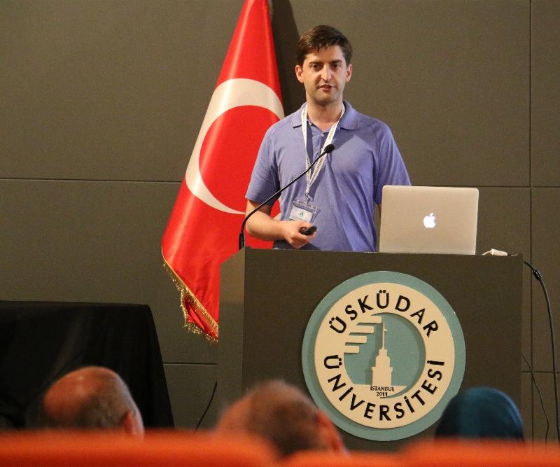 Üsküdar Üniversitesi 2. BİTEK bilim konferansı yapıldı. 3