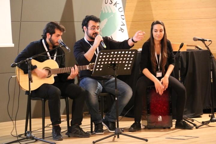 Üsküdar Üniversitesi 2. BİTEK bilim konferansı yapıldı. 4