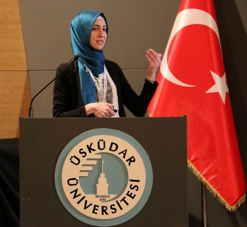Üsküdar Üniversitesi 2. BİTEK bilim konferansı yapıldı. 2