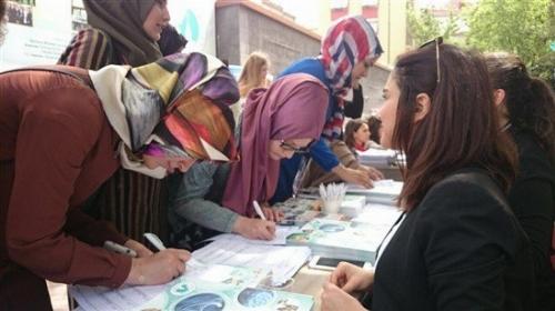 """Üsküdar Üniversitesi'nde """"kariyer"""" buluşması 2"""