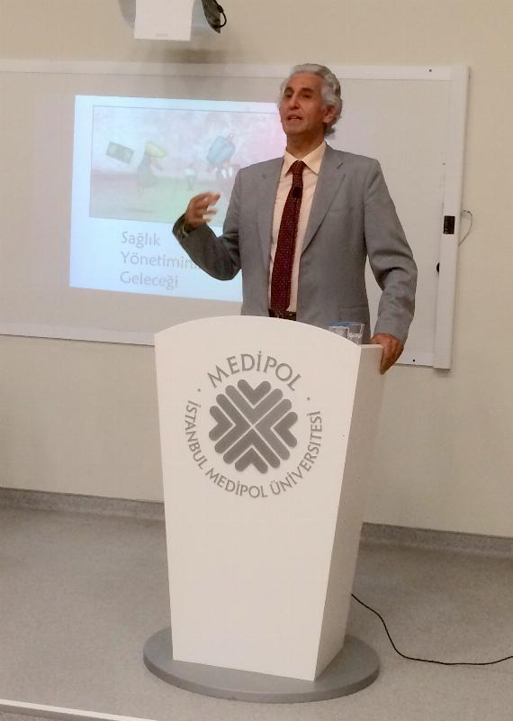 """Prof.Dr. Haydar Sur: """"Sağlık hizmeti kullanım kültürü oluşturulmalı"""" 4"""
