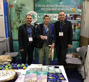 Üsküdar University and NPİSTANBUL at 2016 APA meetings to announce our work 2