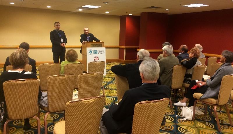 Türk ve ABD'li bilim adamları Atlanta TANPA toplantısında buluştu.