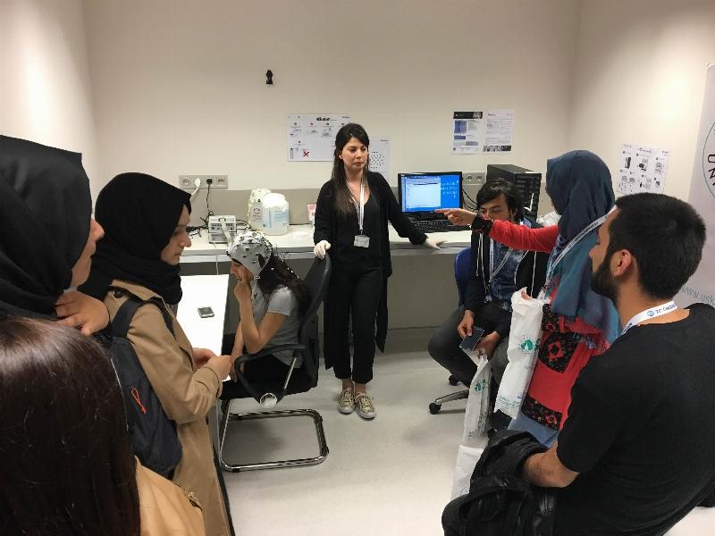 Türkiye Psikoloji Öğrencileri Çalışma Grubu 1 gününü Üsküdar Üniversitesi'nde geçirdi. 4