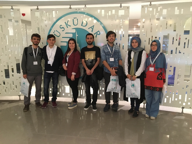 Türkiye Psikoloji Öğrencileri Çalışma Grubu 1 gününü Üsküdar Üniversitesi'nde geçirdi. 2
