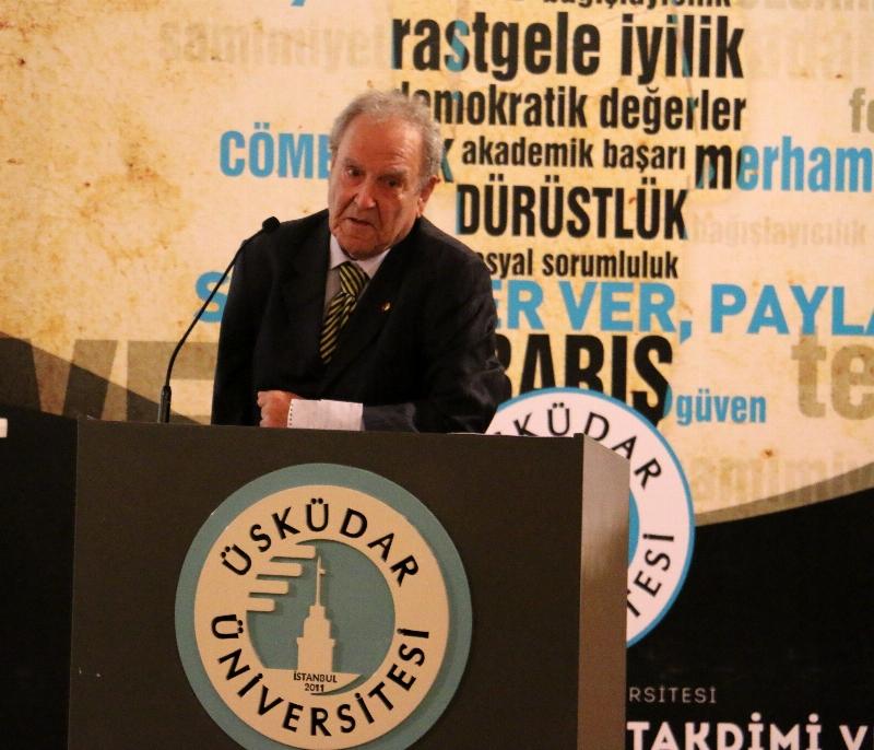 Prof.Dr. Agop Kotoğyan'a Yüksek İnsani Değer Ödülü 2