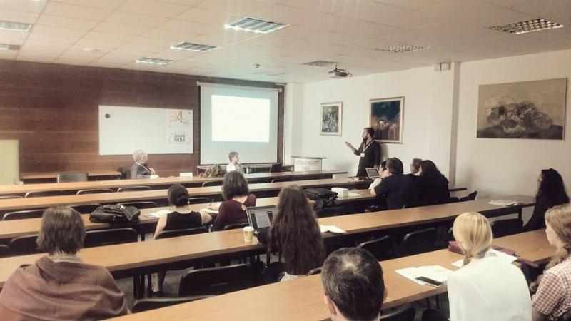 Yrd. Doç. Dr. Hüseyin Tekin, simülasyon çalışmalarını Sırbistan'da anlattı…