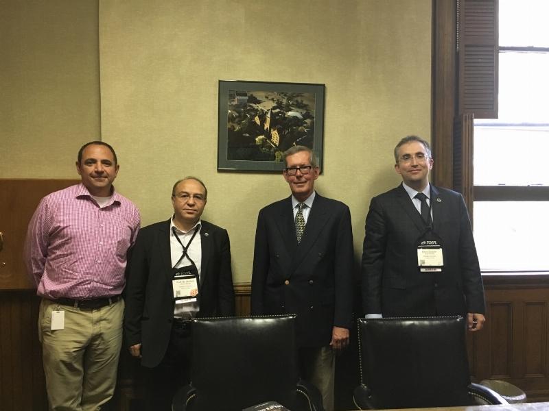 Üsküdar Üniversitesi NAFSA'da Dünya Üniversiteleriyle tecrübelerini paylaşıyor… 2