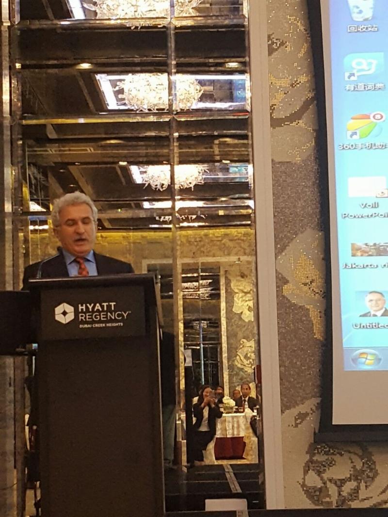 "Prof. Dr. İbrahim Özdemir ""Zhenghe International Peace Conference"" katıldı. 3"