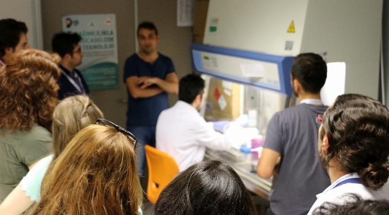 DNA Ameliyatı Çalıştayı Üsküdar Üniversitesi'nde yapıldı…