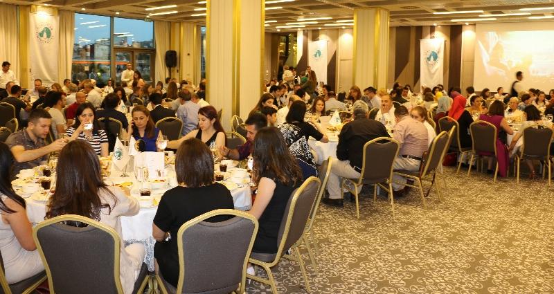 Üsküdar Üniversitesi Ailesi Geleneksel İftar Yemeğinde Buluştu… 5