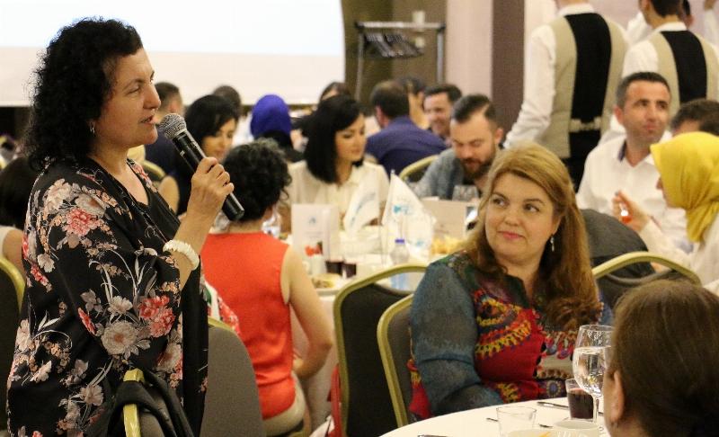 Üsküdar Üniversitesi Ailesi Geleneksel İftar Yemeğinde Buluştu… 9
