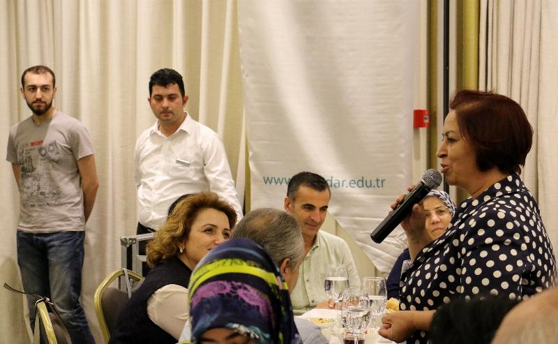 Üsküdar Üniversitesi Ailesi Geleneksel İftar Yemeğinde Buluştu… 7