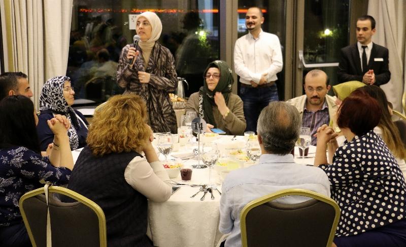 Üsküdar Üniversitesi Ailesi Geleneksel İftar Yemeğinde Buluştu… 8