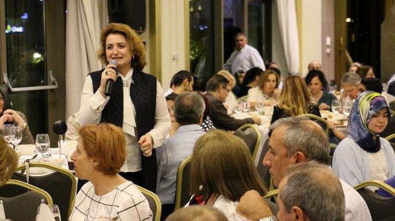 Üsküdar Üniversitesi Ailesi Geleneksel İftar Yemeğinde Buluştu… 6