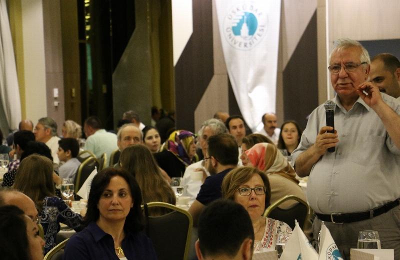 Üsküdar Üniversitesi Ailesi Geleneksel İftar Yemeğinde Buluştu… 10