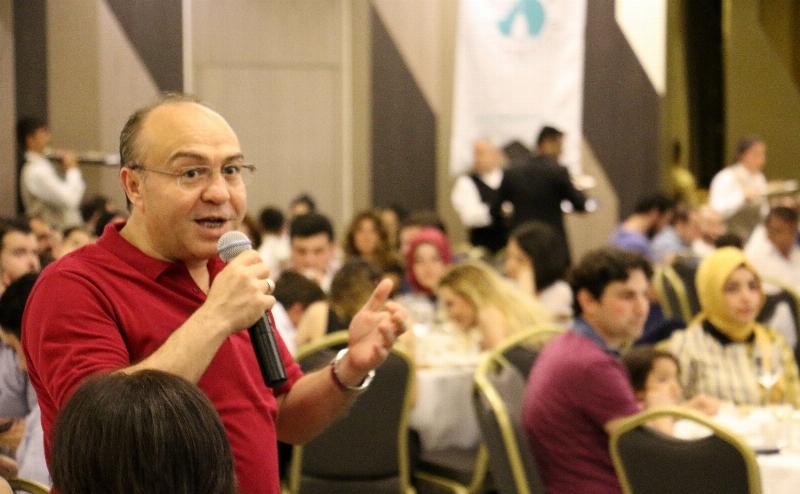 Üsküdar Üniversitesi Ailesi Geleneksel İftar Yemeğinde Buluştu… 11