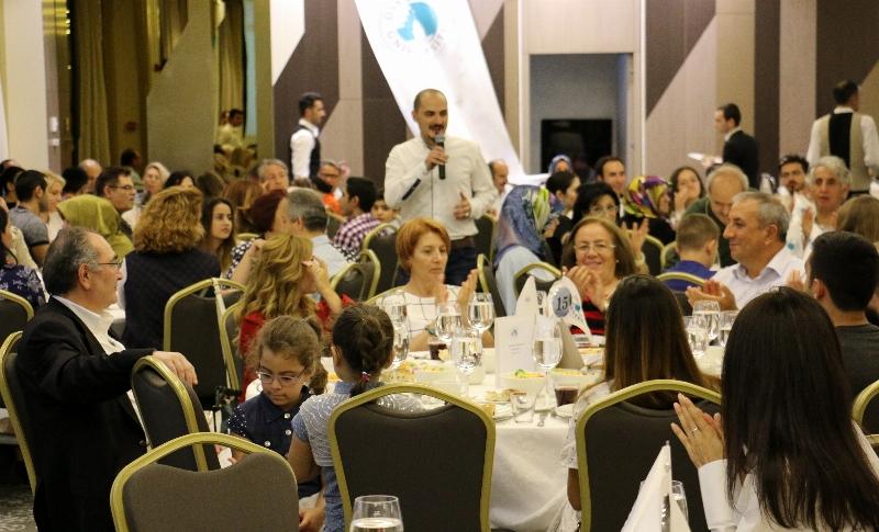 Üsküdar Üniversitesi Ailesi Geleneksel İftar Yemeğinde Buluştu… 4
