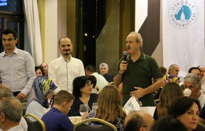 Üsküdar Üniversitesi Ailesi Geleneksel İftar Yemeğinde Buluştu… 12