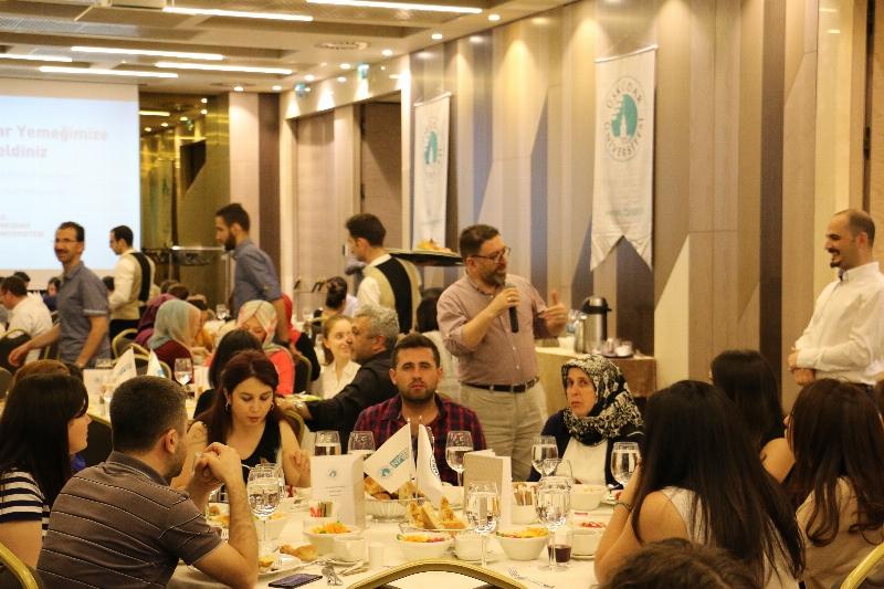 Üsküdar Üniversitesi Ailesi Geleneksel İftar Yemeğinde Buluştu… 3