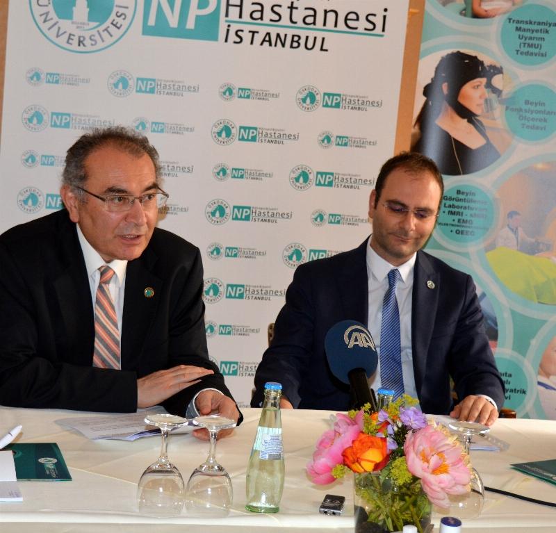 """Prof.Dr. Nevzat Tarhan: """"Almanya'da mükemmellik merkezi kuracağız"""" 2"""