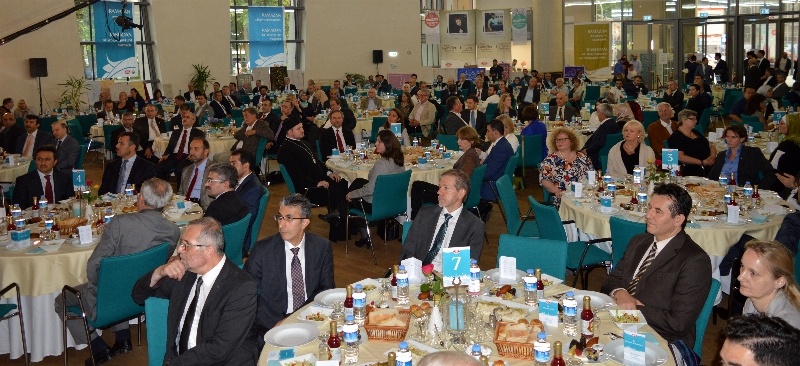 """Prof.Dr. Nevzat Tarhan: """"Almanya'da mükemmellik merkezi kuracağız"""" 5"""