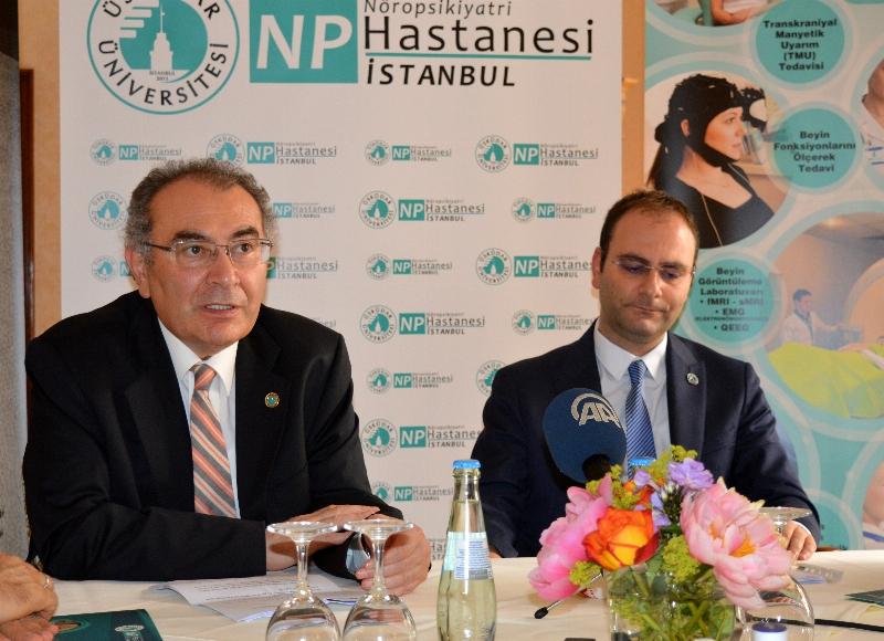 Üsküdar Üniversitesi ile NPİstanbul Hastanesi Köln'de merkez açıyor