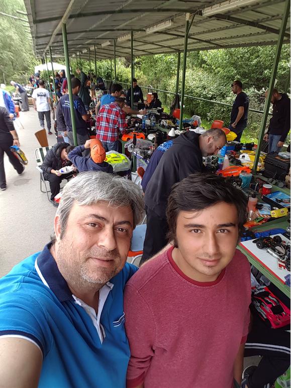 Üsküdar Üniversitesi Xray Türkiye Onroad Şampiyonası Finalde... 2