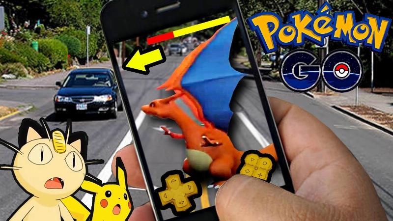 Pokemon Go Geçici Şizofrenik Tablo Ortaya Çıkarıyor! 2