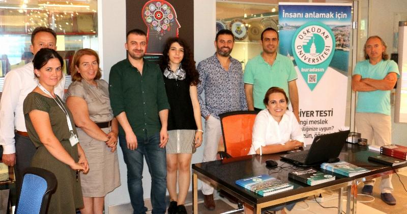 Üsküdar Üniversitesinden adaylara dev rehberlik hizmeti… 2