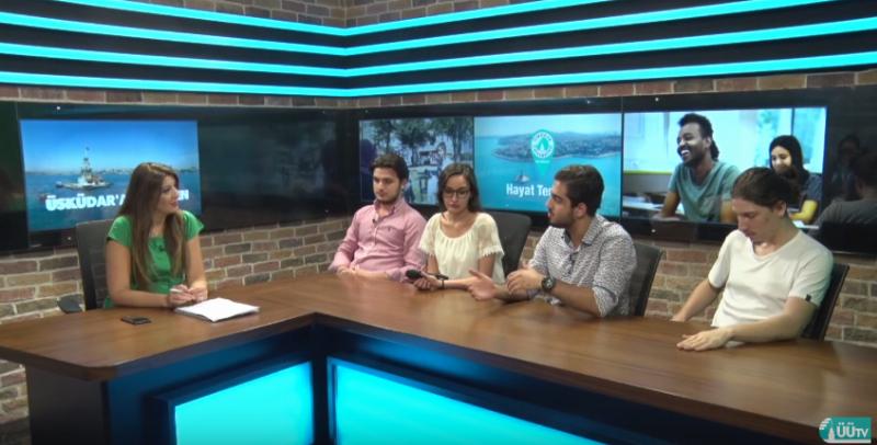 """Seyhan Karaman ile """"Üsküdar'a Gelirken"""" adaylara rehberlik yaptı…"""