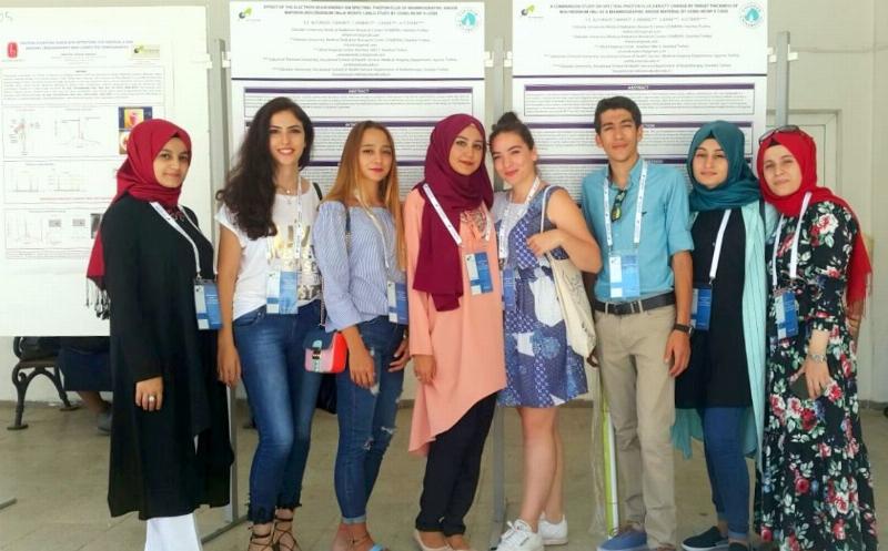 Uluslararası Fizik Kongresine Üsküdarlı Öğrencilerden Çıkartma!