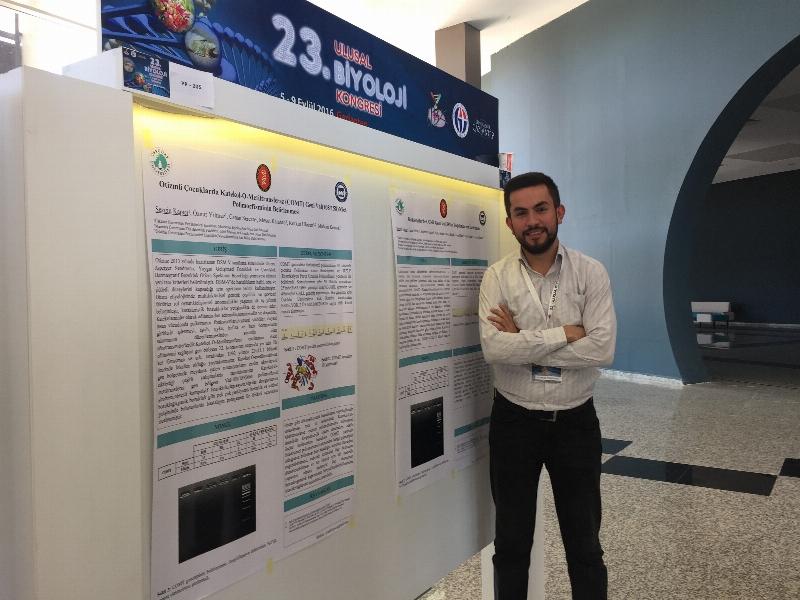 Üsküdar Üniversitesi 23. Ulusal Biyoloji Kongresi'ne en çok çalışmayla katılan Üniversite oldu. 3