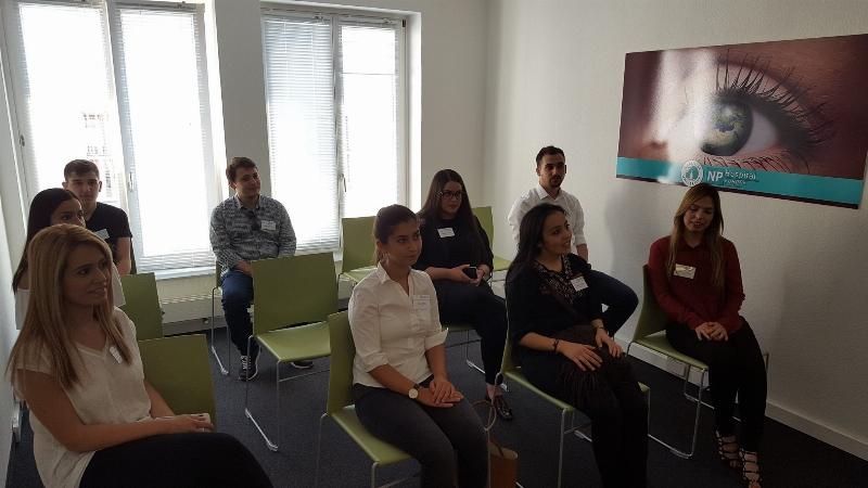 Prof. Dr. Nevzat Tarhan Üsküdar Üniversitesi Köln merkezini ziyaret etti 2